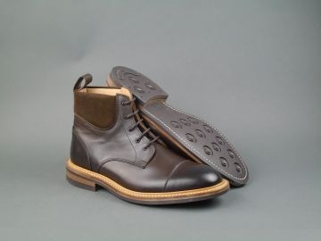 Charles Toe Capped Boots