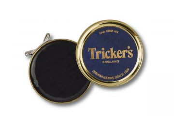 Dark Brown Shoe Polish