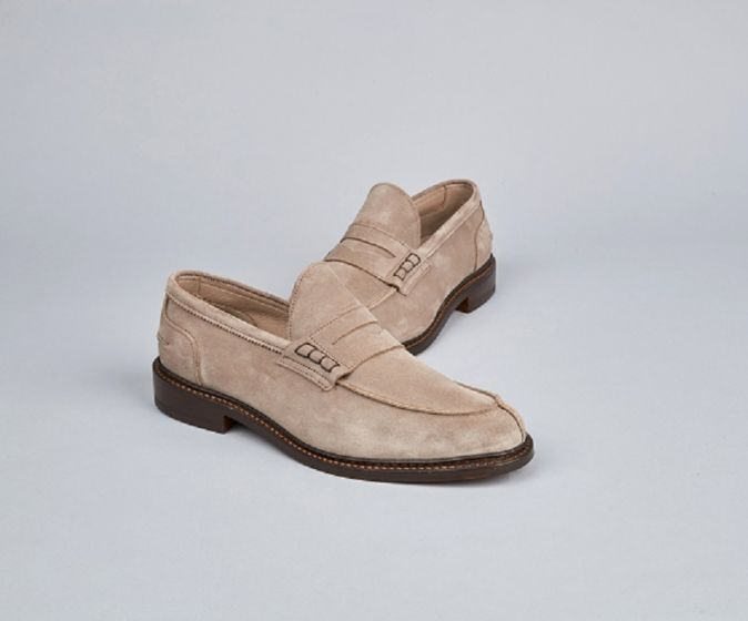 ADAM PENNY LOAFER TOWN SHOE | The